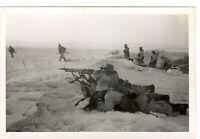 WW 2 Orel Orjol im Winter 1942 an der Front Panzer Propaganda Kompanie 693 -15
