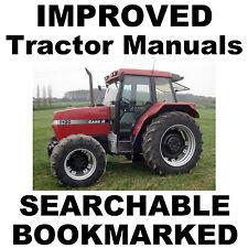 Case IH 5120, 5130, 5140 Tractor Shop SERVICE Repair MANUAL - IMPROVED BEST CD