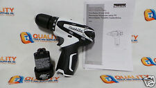"New Makita FD02 10.8/12V Li-Ion Cordless 3/8"" Drill/Driver & Battery BL1014"
