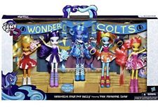 NEW My Little Pony Equestria Girls Canterlot High PEP RALLY Vice Principal Luna