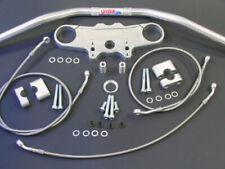 Abm Superbike Lenker-Kit Suzuki GSX 1300 R Hayabusa ( Wvck ) 08-12 Argento