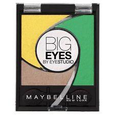 Maybelline Big Eyes Light-Catching Palette 02 Luminous Grass 100% Brand New