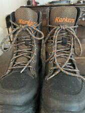 korkers fishing boots size 8