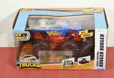 New Bright 1:24 RC Monster Truck Hot Wheels Rodger Dodger
