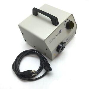 Techniquip FOI-150-UL Fiber Optic Light Source Illuminator 120VAC EKE Lamp 150W