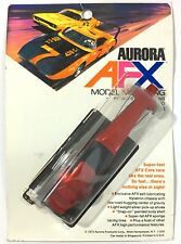 1973-76 Aurora AFX AZTEC DRAGSTER HO Slot Car LOOSE CARDED 1792 SWEET UNUSED A+