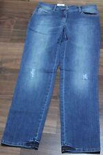 Jeans Hose Brax Blau Model Carola Größe 36   Neu mit Etikett