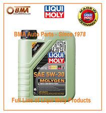 NEW Liqui Moly MOLYGEN New Generation Motor Oil 5W-30 5 Liters -  20228
