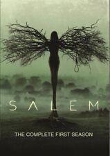 SALEM COMPLETE FIRST SEASON 1 New Sealed 3 DVD Set