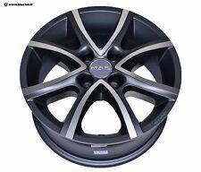 """Cerchio Mak Nitro4 - 16"""" 4x98 Ice titanium Fiat- Abarth 500 - Alfa Romeo Mito"""