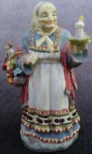 Babouschka Figurine International Santa Claus Collection Russia SC 03 1992