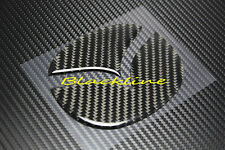 For Mazda CX-5 Black Carbon Fiber Rear Trunk Emblem Logo Filler Decal CX 5 Sport