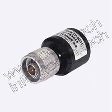 6506.17.0001 HUBER+SUHNER 6 Watt Standard Termination N male plug 6GHz