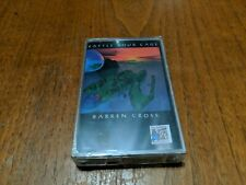 Barren Cross—Rattle Your Cage 1994 NEW SEALED Christian Metal Cassette