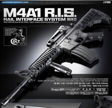 New Academy M4A1 R.I.S Air Gun Airsoft Gun Rifle BB Toy #17109 Model R I S Kit