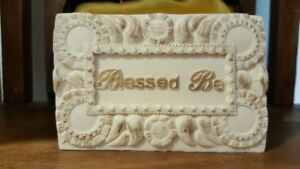 Blessed Be Plaque (a universal greeting or farewell)