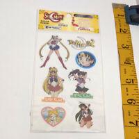 Vintage Sailor Moon Temporary Tattoos 2000 Dic Artbox Anime