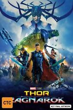 Thor - Ragnarok (DVD, 2018) NEW & SEALED