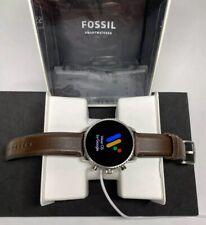 Fossil Men's Gen 4 Explorist HR Heart Rate Stainless Steel Smartwatch FTW4015
