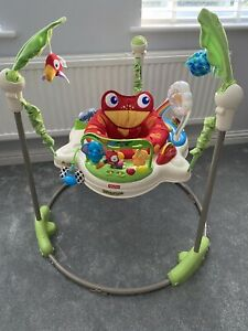 Fisher-Price Jumperoo Rainforest Bouncing Chairs - EN140362003