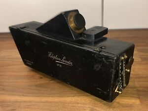 ANTIQUE HOLOPHANE LUMETER No 72 SCIENTIFIC INSTRUMENT ?