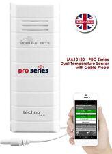 Mobile gli avvisi ma-10120 doppia temperatura PRO SERIES Sensore con Sonda Cavo