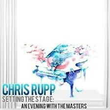 Chris Rupp of Home Free CD Setting the Stage an Evening with the Masters NIB