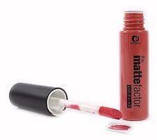 Peach Matte Factor Lip Paint Miners Cosmetics Lipstick Make up Lips UK