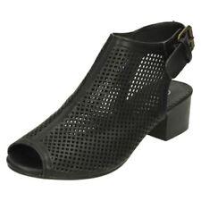 Zapatos de tacón de mujer planos, talla 37