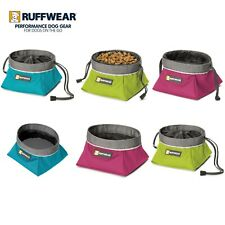 Ruffwear Quencher Dog Travel Water Food Bowl Feeding Portable Packable Camping