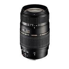 Objetivos zoom manuales para cámaras Tamron