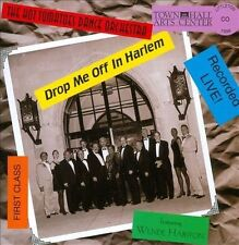 The Hot Tomatoes Dance Orchestra: Drop Me Off In Harlem CD (NEW and SEALED)