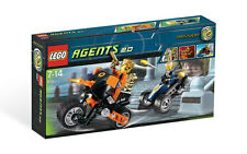 *NEW* Lego AGENTS GOLD TOOTH'S GETAWAY 8967