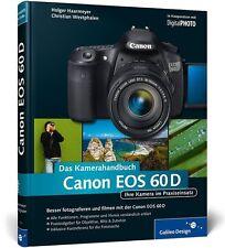 Canon EOS 60D Kamerabuch von H.Haarmeyer/Ch.Westphalen