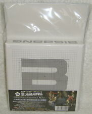 Big Bang Special Edition Still Alive Taiwan CD+folder (All member ver.) BigBang