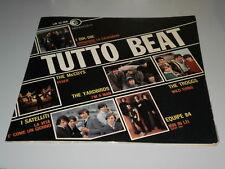 TUTTO BEAT - FIRST PRESS ITALIAN BEAT - RICORDI LP 1966 - Troggs,Equipe 84 -