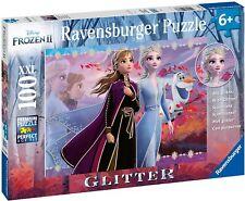 Ravensburger Ravensburger Disney Frozen 2 Strong Sisters Glitter 100pcs Puzzle 6