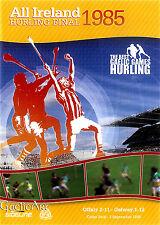1985 GAA All Ireland Hurling Final:  Offaly v Galway  DVD
