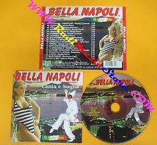 CD Compilation Bella napoli CAROSONE FIERRO GIGLI PULZELLI no lp mc vhs (C15)