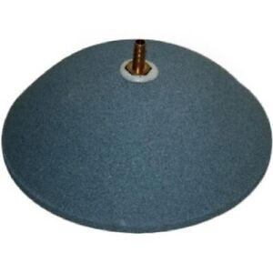 """3.14"""" (80mm) Dome High Output Sintered Airstone, for Pond or Aquarium Aeration"""