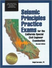 Seismic Principles Practice Exams for the California Special Civil Engineer Exam