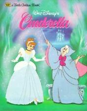 Cinderella by Little Golden Books Staff (1999, Board Book)