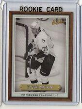 2006 07 Upper Deck Beehive Wood  #144 Rookie Evgeni Malkin Pittsburgh Penguins