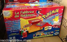 LA FABBRICA DEI POKEMON POKèMON NINTENDO GIG creepy clawlwers Pokemon GO