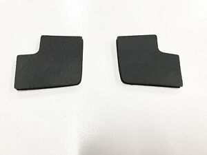 Toyota LandCruiser FJ40-HJ47 UTE SWB LH & RH Door Rear Top Corner Rubber - Pair