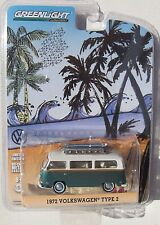 HOBBY EXCLUSIVE 1972 VOLKSWAGEN TYPE 2 VAN BUS With SURFBOARD