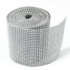 Diamond Ribbon Wrap (4.5 in. x 30 ft.) - Wedding/Party/Shower Decor