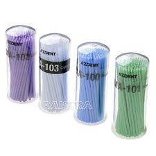 4 barrels Micro Brush Applicators Materials Cavity Linings Sealants Disposable