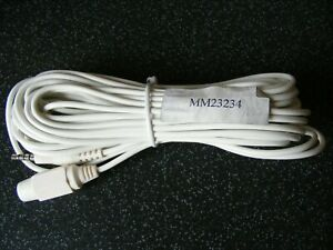 Micromark MM23234 10 Metre CCTV Camera Extension Lead Jack Plug Connections NEW