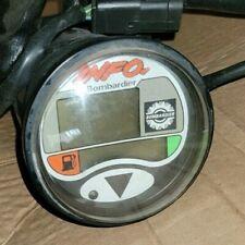 Sea doo 98 GTX LTD LCD info gauge multifunction meter infometer 278001236 speedo